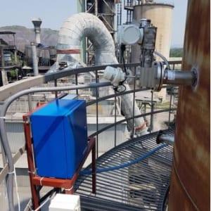 Máy đo bụi ống khói Durag