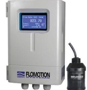 Máy đo lưu lượng siêu âm kênh hở FM8000- hãng Flowmotion Mỹ